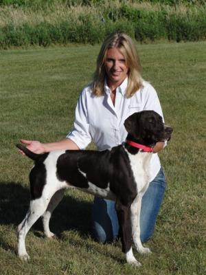 CONGRATULATIONS ON YOUR NAVHDA UTILITY PRIZE I!  - German Shorthaired Pointer Hunting Dog Pictures