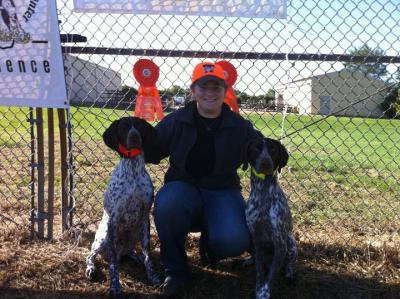 New Master Hunters! - German Shorthaired Pointer Hunting Dog Pictures