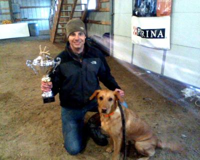 2013 Junior Shed Champion - Labrador Retriever Hunting Dog Pictures