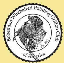 Bohemian Wirehaired Pointing Griffon Club of Ameri