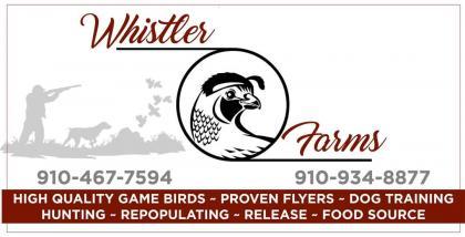 Whistler Farms NC