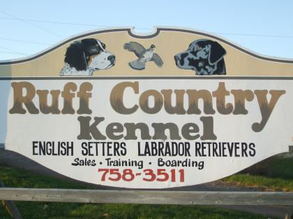 Ruff Country Kennel