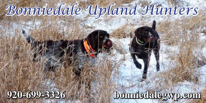BONNIEDALE UPLAND HUNTERS