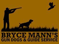 Bryce Manns Gun Dogs & Guide Service
