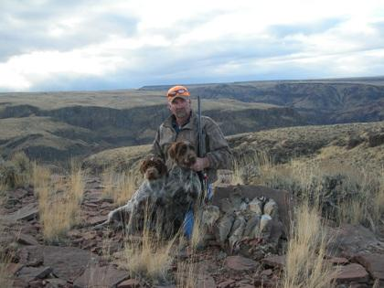 Idaho's Hunter Extreme Sporting Dogs