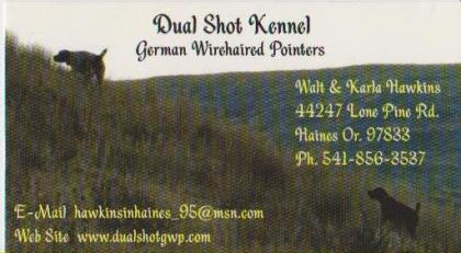 Dual Shot Kennel