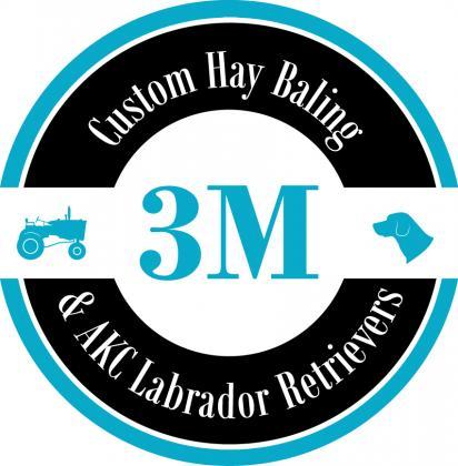 3M Custom Hay Baling & AKC Labrador Retreivers LLC