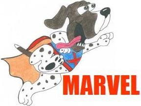 Marvel German Shorthaired Pointers